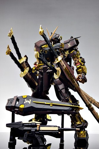 Louis Vuitton Gundam Astray