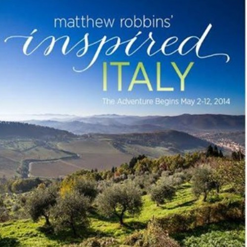 Personal Shopper in the Inspired Italy Tour by Matthew Robbins