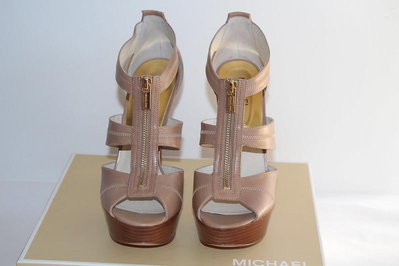 Michael Kors Berkley Beige Sandal