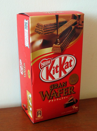グランウェファー (Gran Wafer) Kit Kat (Japan)