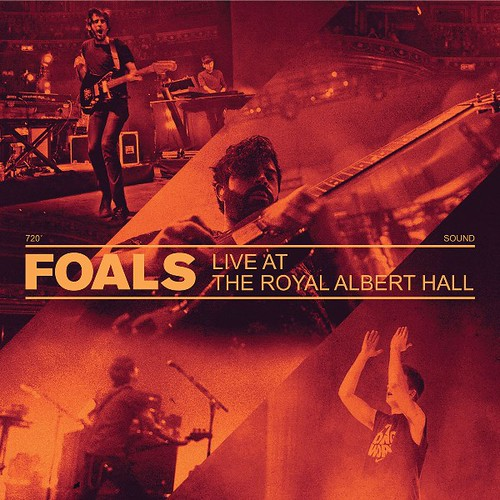 Foals - Live At The Royal Albert Hall