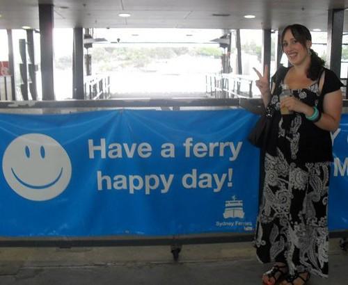 ferryhappyday