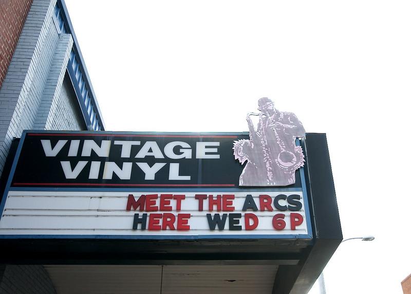The Arcs @ Vintage Vinyl