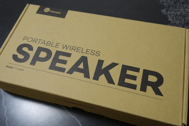 Bluetooth スピーカー TaoTronics 防水Bluetooth 4.0 ワイヤレスステレオスピーカー 6W低音強化アウトドア/防水スピーカー 10時間連続再生NFC搭載 スマートホン/タブレット/など対応 TT-SK09