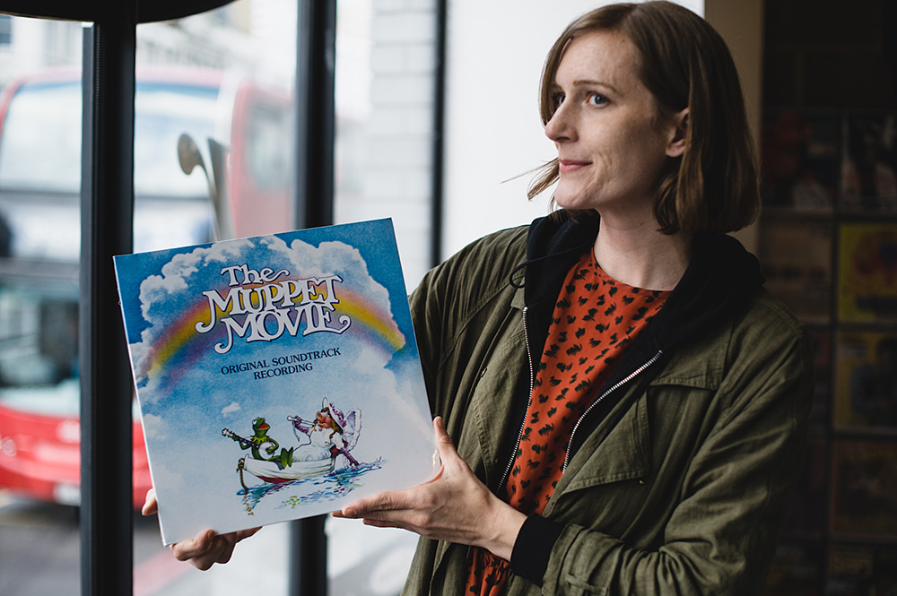 Record Shopping With Laura Gibson