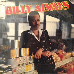 BILLY ALWAYS:BILLY ALWAYS(JACKETA )
