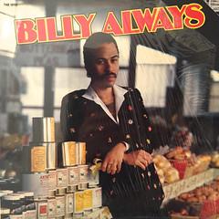 BILLY ALWAYS:BILLY ALWAYS(JACKETA )