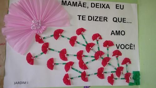 Escola Municipal Lions Clube realiza Chá em homenagem ao dia das Mães