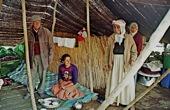 Kurdische Nomadenfamilie am Ararat. Foto: Uli Aldebert.