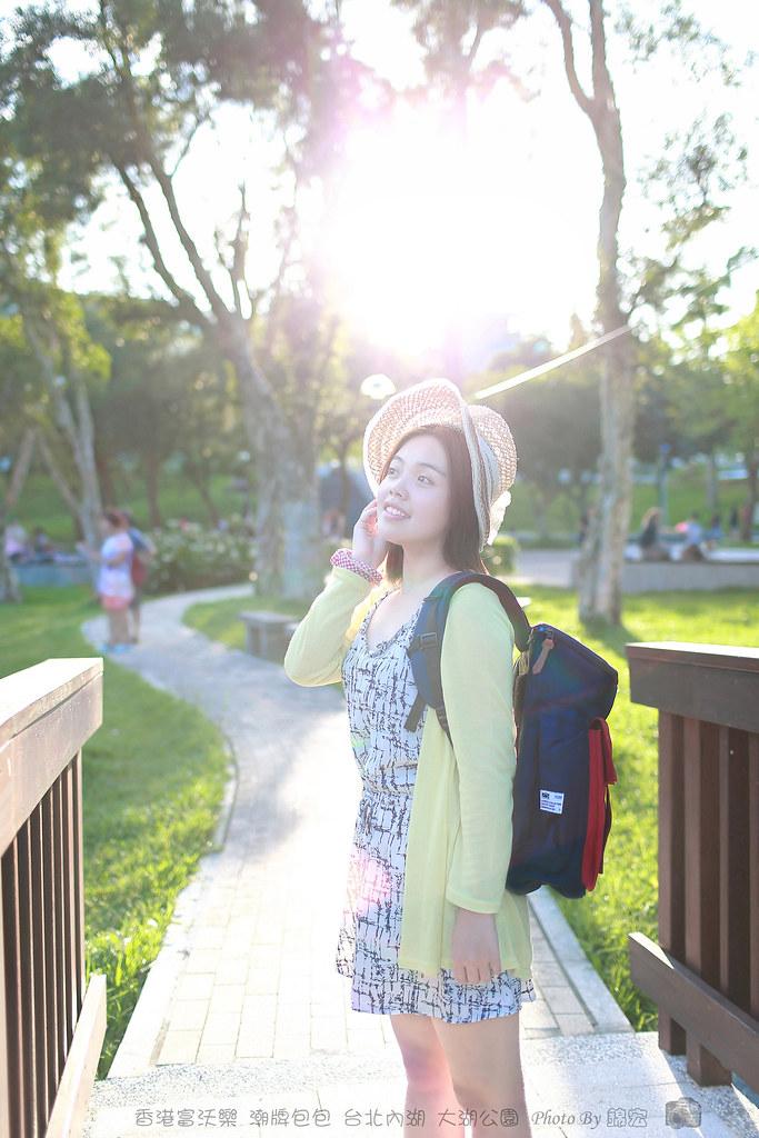 2016.06.19~台北內湖大湖公園 逆光人像寫真