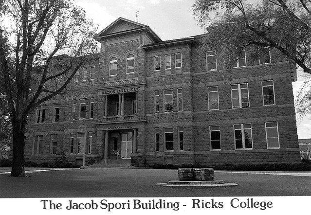 Ricks College Spori Building