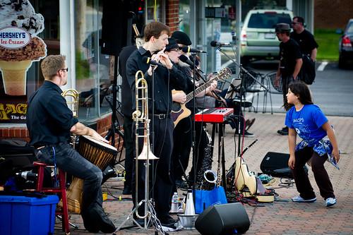 Musicians, First Friday, Leonardtown