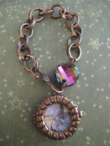Jules Verne Inspired Bracelet! 3