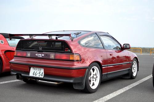 1987-1992 HONDA CR-X