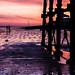 Worthing couple at Sunset by Jon Lelacheur Photography