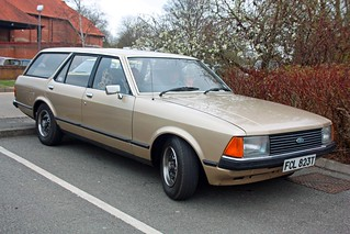 1979 Ford Granada 2.3L Estate Mk2