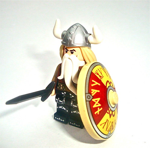 Lego Viking Series 7 with a twist