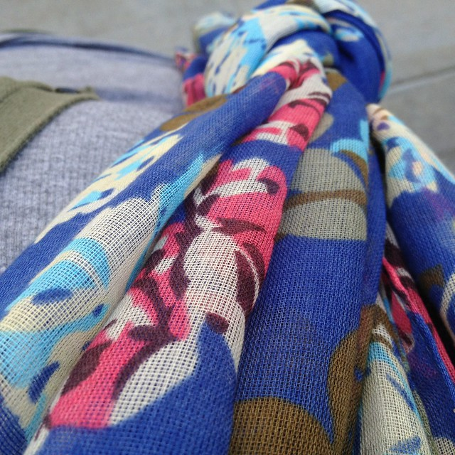 le scarf