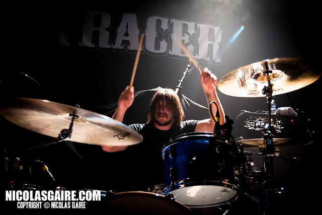 Tracer @ Divan du Monde - Paris | 30.04.2012
