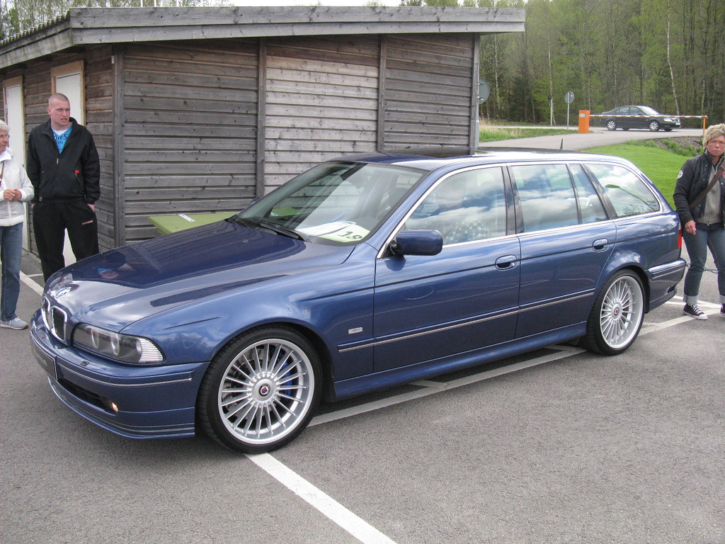 bmw alpina b10s touring e39 a photo on flickriver. Black Bedroom Furniture Sets. Home Design Ideas