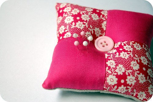 Pincushion for Jo