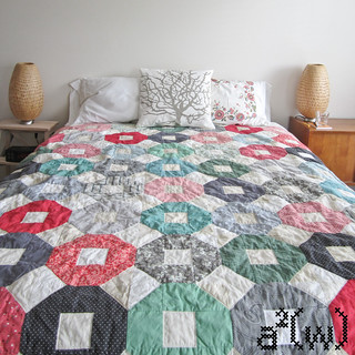 Shoofly quilt