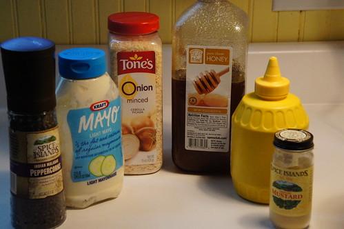 Honey Mustard Sauce (2)