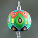 Single bead : Colorful temari