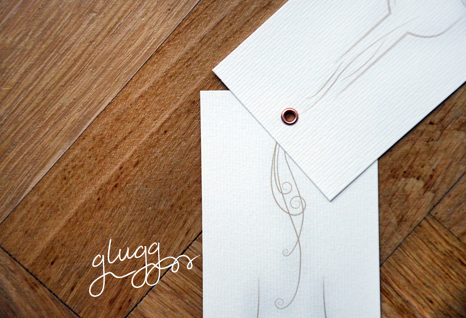 Invitations with *glugg*
