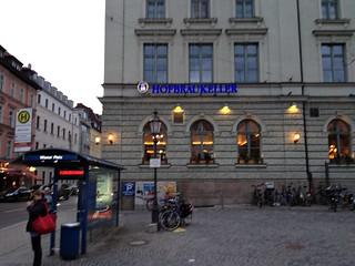 Hofbräukeller - Wiener Platz