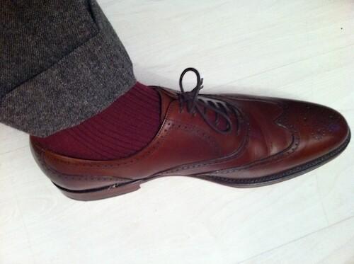 Seuraavassa artikkelissa puhutaan kengistä