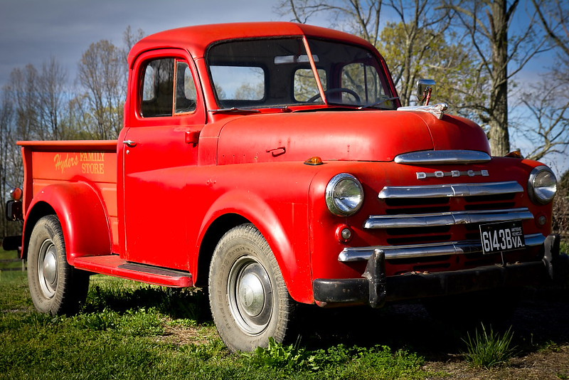 49 Dodge Truck -- Transportation in photography-on-the.net forums