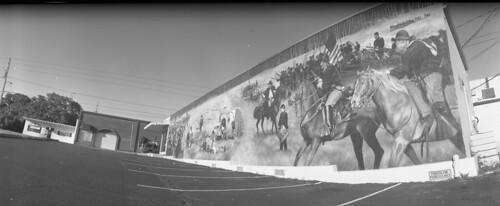 panorama art film 35mm painting geotagged mural war horizon union panoramic confederate civil 135 perfekt geo:tool=yuancc geo:lat=30398938 geo:lon=9323204