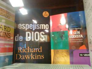 Libros Dawkins Museo de Ciencias Naturales