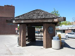 Winona Transit Service Transfer Point Shelter