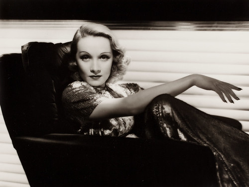 marlene by hurrell by david haggard