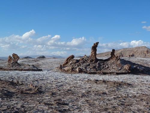 Imagen del desierto de Atacama (Chile)