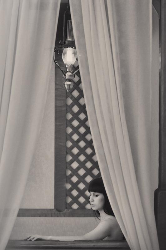 Фотосессия девушки