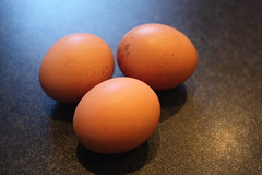 Eggs - Home Grown (or laid)