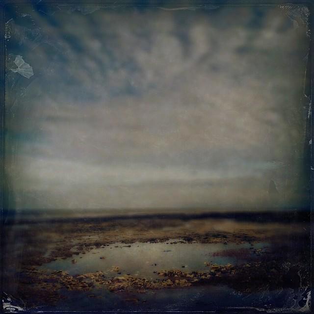 Dumpton Bay - Low Tide
