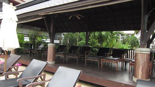 Koh Samui Kandaburi Resort hillside pool サムイ島カンダブリリゾート (11)