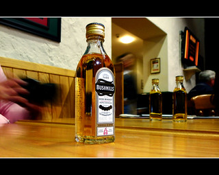 Bushmills May Cause Camera Shake
