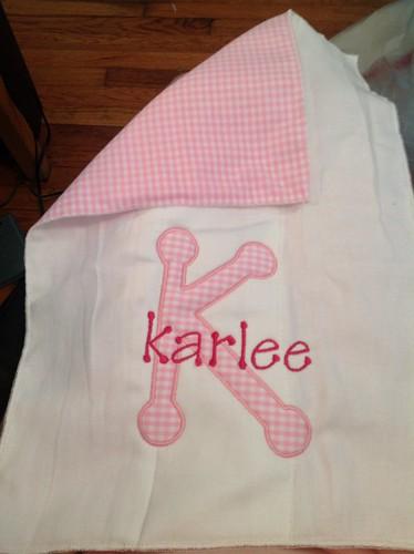 Karlee Burp 2