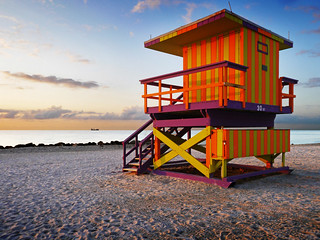 Miami Beach Sunrise II