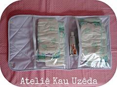porta fraldas de bolsa -organizador para bebês  d61f018fe4f1