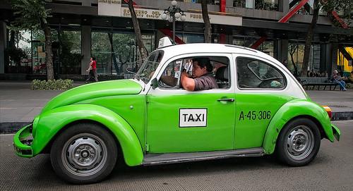 Vocho Taxi