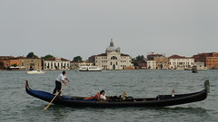 Gondola near San Marco