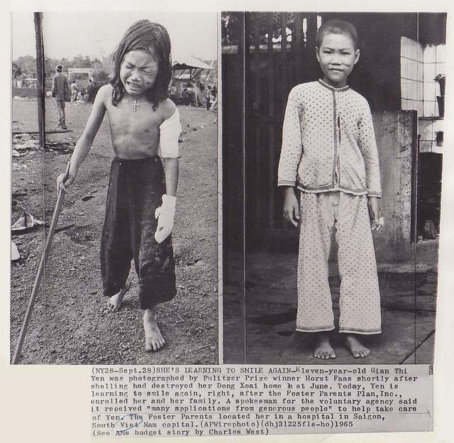 Sep. 28 1965 -- SHE'S LEARNING TO SMILE AGAIN - EM ĐANG TẬP MỈM CƯỜI TRỞ LẠI