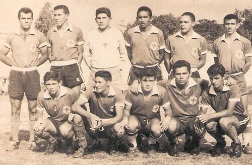 Esquadrão do São Francisco. Arquivo particular de Raimundo Gonçalves