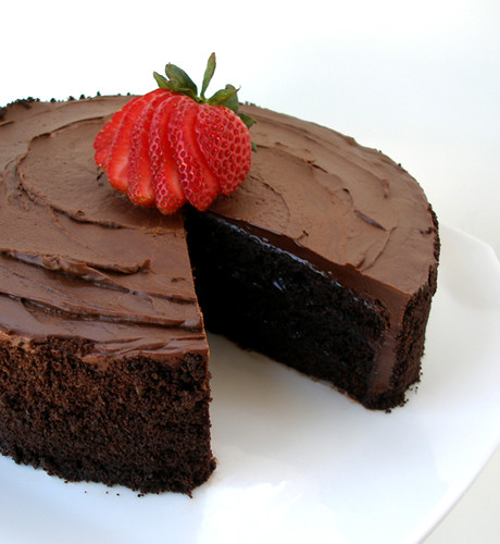 Chocolate Cake for Breakfast is Good for You (and Other Chocolate Awesomeness)?!